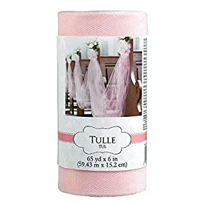 Amscan Tulle Spool - Pink
