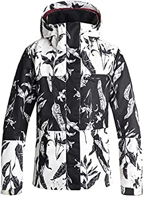 Roxy Women's Jetty Block Snow Jacket