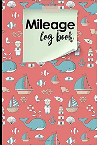 amazon com mileage log book mileage counter mileage logbook