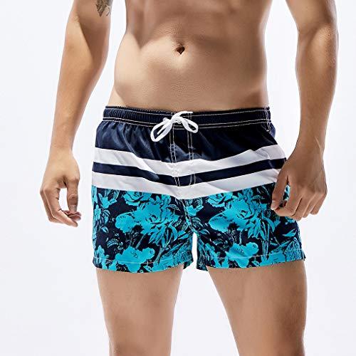 Nuoto Surf Corti Pantaloni In Shorts Nuotare Zolimx Spiaggia Watershort Veloce Tronchi Uomo Grigio Esecuzione gray Asciutto PUqFnxdn