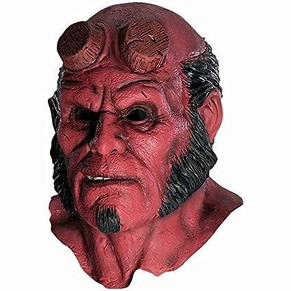 2015 – infierno capucha máscara de látex máscara de Halloween máscara de miedo máscara de silicona