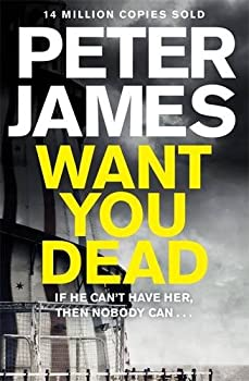 Want You Dead 1447270282 Book Cover