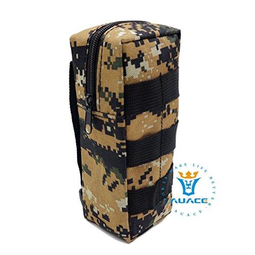 Multifunktions Survival Gear Tactical Beutel MOLLE Tasche Wasser Flasche Paket, Outdoor Camping Tragbare Travel Bags Handtaschen Werkzeug Taschen Taille Tasche Handytasche DC
