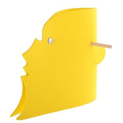 Sharplace Visage Motif Présentoire pour Lunettes De Soleil en Mousse EVA Durable Facile à Installer Stockage à Domicile - Vert t5I4QxD9BR