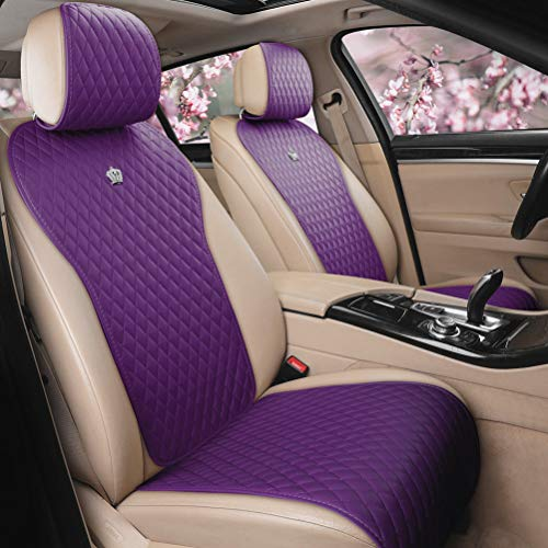purple accessories for car - 1