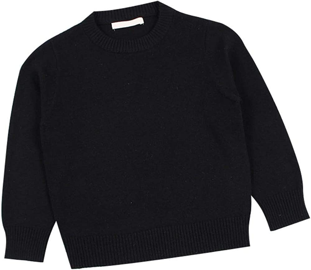 Baywell Toddler Baby Boys Girls Crewneck Long Sleeve Pullover Sweater 1-6T