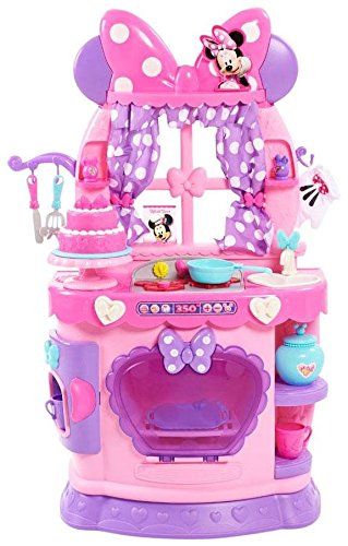 Disney Minnie Bow-Tique Sweet Surprises Kitchen