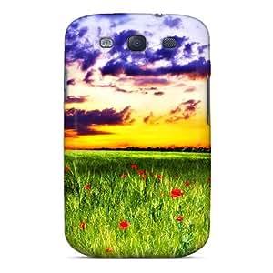 [BDPalJH472NYlHe]premium Phone Case For Galaxy S3/ Dream Summer 2012 Beautiful Sunset 45 Tpu Case Cover