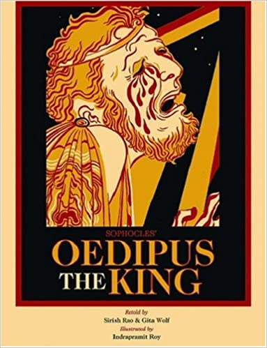 aristotles view of the character of oedipus in the play oedipus rex by sophocles Oedipus rex study guide study  when the audience knows something that the characters do not know  a play should have one main action that it follows, with no .