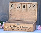 Cheap Rustic Wooden Card Box – Rustic Wedding Card Box – Rustic Wedding Decor – Large Wedding Card Holder – Card Box – Wedding Card Box