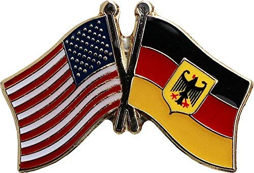 Germany (Eagle) ~ Friendship Lapel Pin