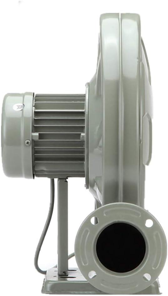 Centrífugo Soplador con Carcasa De Hierro. Ventilador Pequeño De Media Presión 220v Motor De Cobre Puro, Bajo Nivel De Ruido, Gran Volumen De Aire