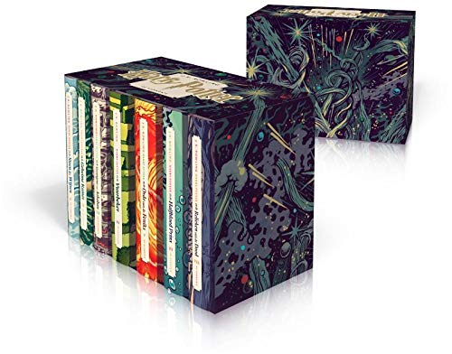 Harry Potter jubileum box 7 delen: Amazon.es: Rowling, J.K. ...