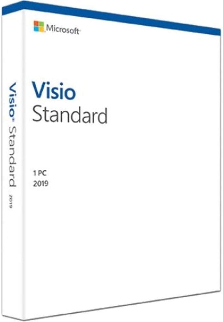 Cheap MS Visio Standard 2017