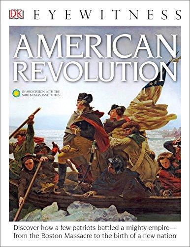 DK Eyewitness Books: American Revolution [Stuart Murray] (Tapa Blanda)