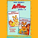 Arthur: Books 1-2 Audiobook by Marc Brown Narrated by Mark Linn-Baker