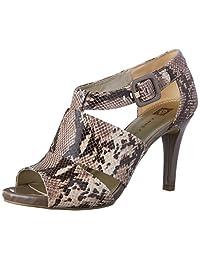 Anne Klein Women's Ouray6 Peep Toe Sandals
