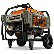 Generac 5935, 8000 Running Watts/10000 Starting Watts, Gas Powered Portable Generator, CARB Compliant