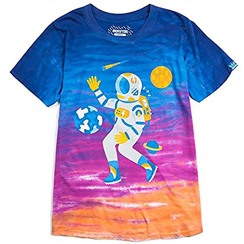 Mokuyobi Unisex Outer Space T-Shirt (Medium, - Coachella Men