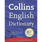 Collins English Dictionary: 30th Anniversary Edition (Dictionary)by Collins UK