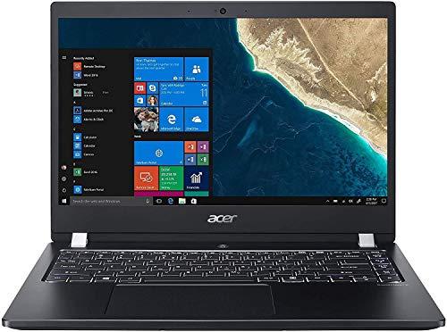 Acer TravelMate X3 14″ FHD Business Laptop Computer, Intel Quard-Core i7-8550U, 16GB DDR4 RAM, 512GB SSD, Webcam, Windows 10 Pro, Black, 802 AC, Bluetooth, iPuzzle DVD Extension, Online Class Ready