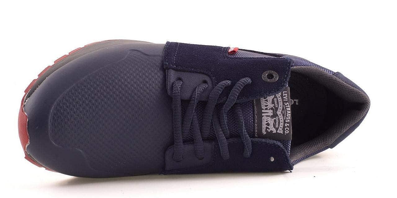 3249da11 Levis NY Runner II Azul Marino, 40 EU: Amazon.es: Zapatos y complementos