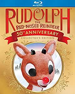 Rudolph the Red Nosed Reindeer (50th Anniversary) [Blu-ray]