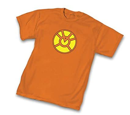 Orange Lantern Corps Symbol Stencil | Free Stencil Gallery