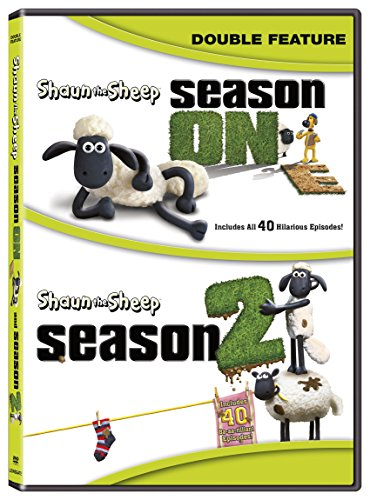 Shaun The Sheep: Season 1 & 2