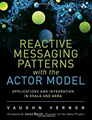 USE THE ACTOR MODEL TO BUILD SIMPLER SYSTEMS WITH BETTER PERFORMANCE AND SCALABILITY    Enterprise software development has been much more difficult and failure-prone than it needs to be. Now, veteran software engineer and author Vaughn Vern...