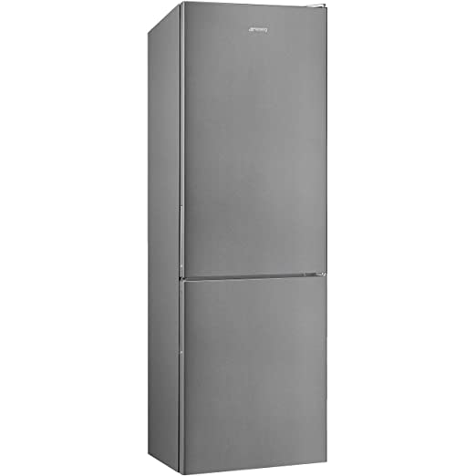 Smeg FC202PXN nevera y congelador Independiente Acero inoxidable ...