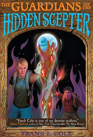 book cover of The Guardians of the Hidden Scepter