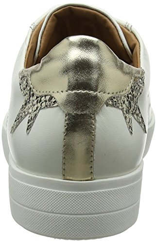 Dune metalic Equel Gold metalic Oro Gold Donna Sneaker 77pqwr0