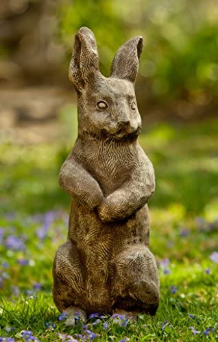 Campania International A-413-GS Father Rabbit Statue