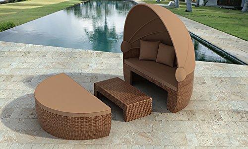 gartenm bel set rattan g nstig test. Black Bedroom Furniture Sets. Home Design Ideas