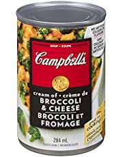 Campbell's Broccoli Cheese Soup, 284ml