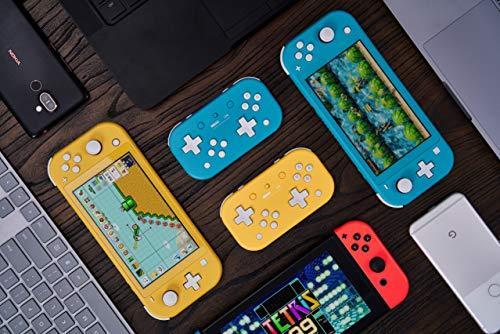 8Bitdo Lite Bluetooth Gamepad for Switch Lite, Switch & Windows (Yellow Edition)