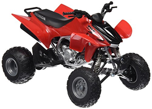 New Ray Toys 1:12 Scale ATV - KFX450R - 57503 by New Ray