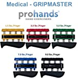 Gripmaster MEDICAL Hand and Finger Exerciser from ACCU-NET LLC / GRIPMASTER DIV.