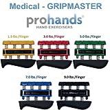 Gripmaster MEDICAL Hand and Finger Exerciser from ACCU-NET LLC / GRIPMASTER DIV.