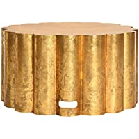 Safavieh Home Collection Miriam Gold Coffee Table
