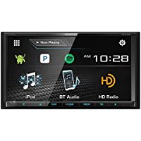 Kenwood DDX794 6.95-Inch 2-DIN DVD Receiver with Bluetooth and HD Radio