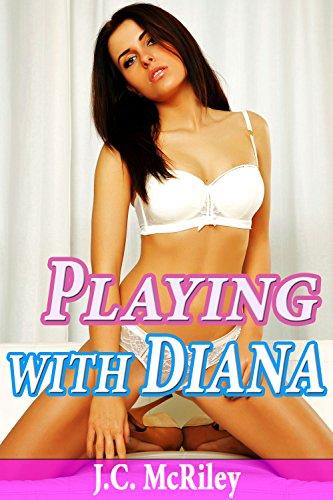 Milf Diana has fun with 2