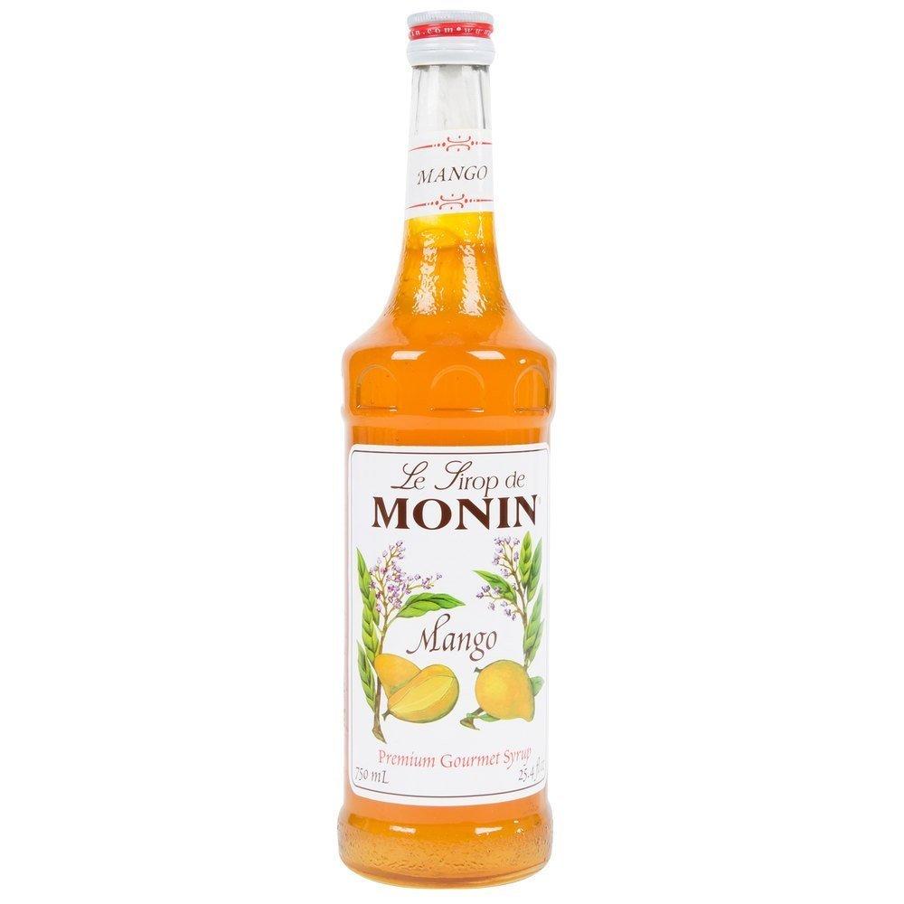 Monin Mango Syrup - 750 ml