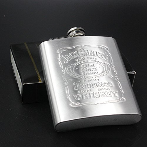 Beautiful Jack Daniels Flask