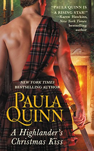 A Highlander's Christmas Kiss (Highland Heirs) by [Quinn, Paula]