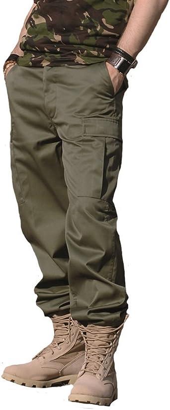 Amazon Com Us Ranger Bdu Pantalones Color Oliva M Verde Oliva Clothing