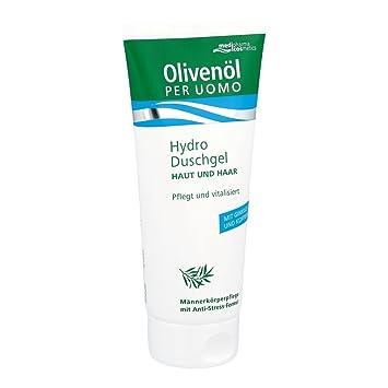 Olivenöl Per Uomo Hydro Dusche Für Haut Und Haar 200 Ml Amazonde