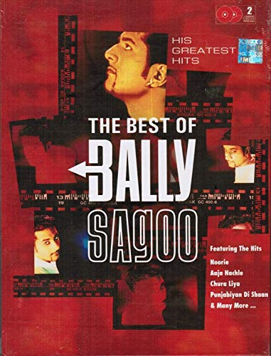 The Best Of Bally Sagoo (Brand New 2 Disc Set, Released By Sony & BMG Music Entertainment)