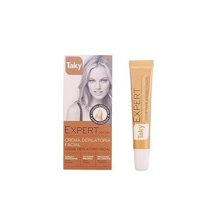 TAKY EXPERT CON ORO crema depilatoria facial 20 ml